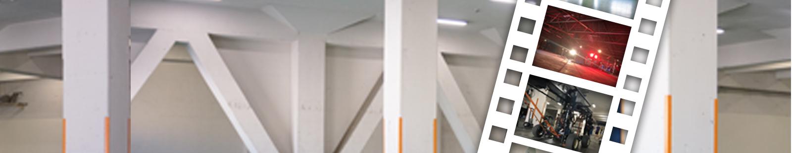 倉庫ロケ地の賃貸