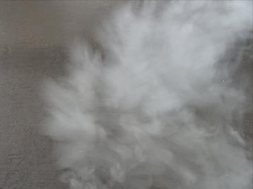 倉庫内で水蒸気式スモークの使用可能