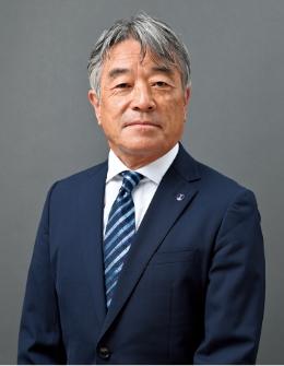 代表取締役社長  磯部 尚志