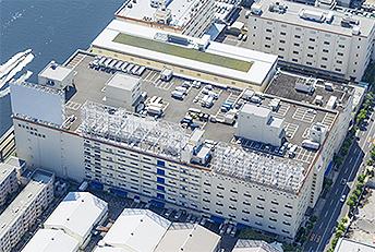 勝島第2地区倉庫